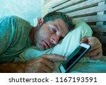 lifestyle indoors portrait of... | Shutterstock . vector #1167193591