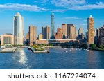 new york   october 17 2016 ... | Shutterstock . vector #1167224074
