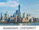new york   october 17 2016 ...   Shutterstock . vector #1167224077