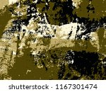 abstract grunge vector... | Shutterstock .eps vector #1167301474