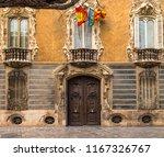 valencia  spain. circa july... | Shutterstock . vector #1167326767