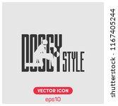 doggy style sex typographic...