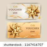 christmas and new year gift... | Shutterstock .eps vector #1167416707