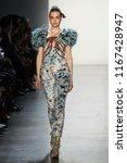 new york  ny   february 10  a... | Shutterstock . vector #1167428947