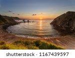 view of silencio beach ... | Shutterstock . vector #1167439597