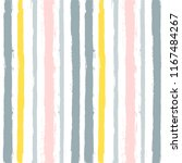 paint stripe seamless pattern.... | Shutterstock .eps vector #1167484267