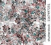 watercolor seamless pattern... | Shutterstock . vector #1167497251