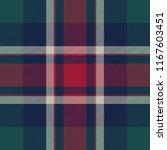 check plaid diagonal fabric... | Shutterstock . vector #1167603451