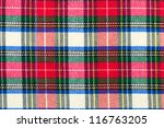 Bright Colored Scottish...