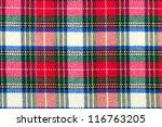 Bright Colored Scottish...