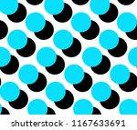 pop art background. circle | Shutterstock .eps vector #1167633691