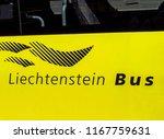 public transit bus in vaduz ...   Shutterstock . vector #1167759631