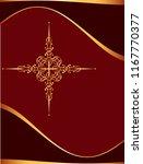 christian cross design vector... | Shutterstock .eps vector #1167770377