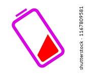 vector battery charging   power ... | Shutterstock .eps vector #1167809581