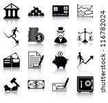 Finance Icons   16 Finance...