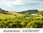 tuscany hills. italy | Shutterstock . vector #1167821497
