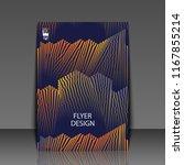 colorful musical iillustration. ...   Shutterstock .eps vector #1167855214