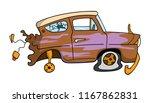 cartoon style illustration of a ... | Shutterstock .eps vector #1167862831