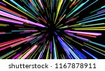 lot of colors  colorful neon...   Shutterstock . vector #1167878911