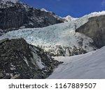 franz josef glacier  new...   Shutterstock . vector #1167889507