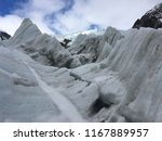 franz josef glacier  new...   Shutterstock . vector #1167889957