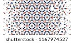 tile seamless vector pattern.... | Shutterstock .eps vector #1167974527