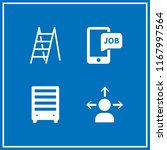 opportunity icon. 4 opportunity ... | Shutterstock .eps vector #1167997564
