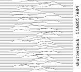 a little waves moving through...   Shutterstock .eps vector #1168057684