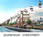 geddes  new york  usa. august... | Shutterstock . vector #1168133821