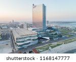 atlantic city  new jersey   usa ... | Shutterstock . vector #1168147777