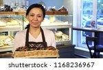beautiful mature asian woman... | Shutterstock . vector #1168236967