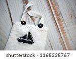 knit baby romper with boat | Shutterstock . vector #1168238767