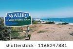 Malibu Coast  California