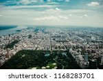 new york city uptown | Shutterstock . vector #1168283701