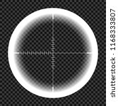 telescope pattern  night view... | Shutterstock .eps vector #1168333807