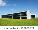 Large Modern Industrial Chicke...