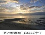 morning sunlight in cloudy... | Shutterstock . vector #1168367947