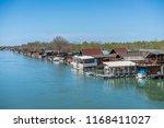 ada bojana  montenegro   april... | Shutterstock . vector #1168411027