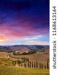 tuscany  italy   september 27 ... | Shutterstock . vector #1168613164