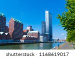 rotterdam  netherlands   may 6  ... | Shutterstock . vector #1168619017