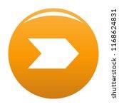 arrow icon in black. simple... | Shutterstock . vector #1168624831