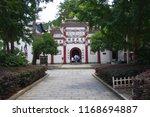 former residence of chairman... | Shutterstock . vector #1168694887
