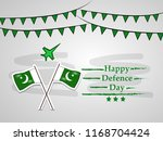 illustration of pakistan... | Shutterstock .eps vector #1168704424