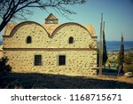 a beautiful old building... | Shutterstock . vector #1168715671