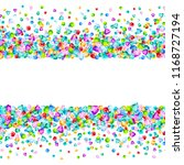 vector colorful gem stones...   Shutterstock .eps vector #1168727194