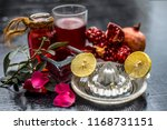 close up of herbal face pack of ...   Shutterstock . vector #1168731151