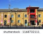london  england 7 march 2015 ... | Shutterstock . vector #1168732111