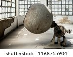unused solitary machine for... | Shutterstock . vector #1168755904