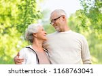 family  old age and... | Shutterstock . vector #1168763041