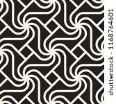 vector seamless pattern. modern ... | Shutterstock .eps vector #1168764601